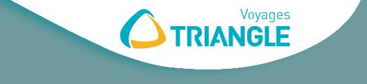 Logo Agence de voyage Voyage Triangle