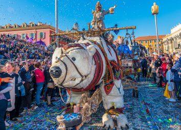Triangle voyages Carnaval de Nice et Fête du Citron