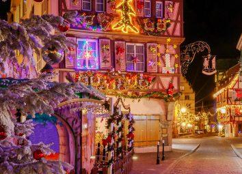 Triangle voyages Marchés de Noël en Alsace